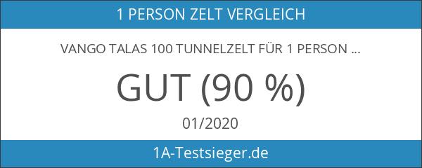 Vango Talas 100 Tunnelzelt für 1 Person