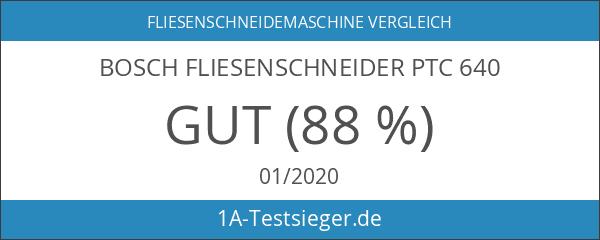 Bosch DIY Fliesenschneider PTC 640
