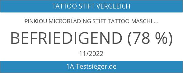Pinkiou Microblading Stift Tattoo Maschine Permanent Makeup Augenbraue Tattoo Manuelle