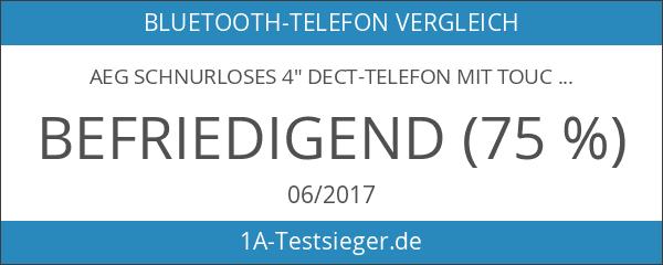 """AEG Schnurloses 4"""" DECT-Telefon mit Touchscreen und Android Betriebssystem -"""