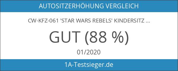 CW-KFZ-061 'Star Wars Rebels' Kindersitzerhöhung von Kaufmann Neuheiten