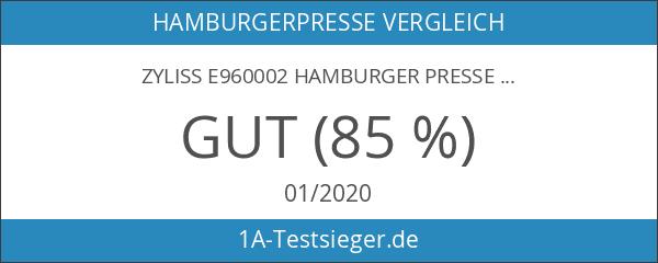 Zyliss E960002 Hamburger Presse
