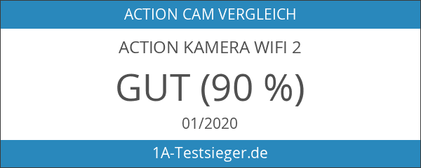 Action Kamera WIFI 2