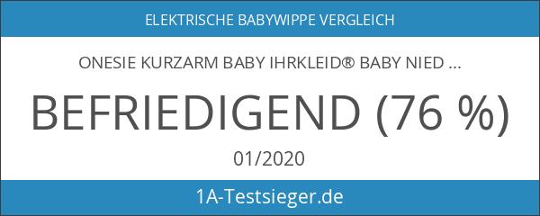 Onesie Kurzarm Baby IHRKleid® Baby Niedlich Cartoon Kaninchen Overall Bodysuit