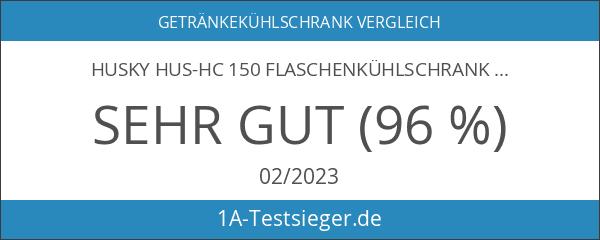 Husky HUS-HC 150 Flaschenkühlschrank