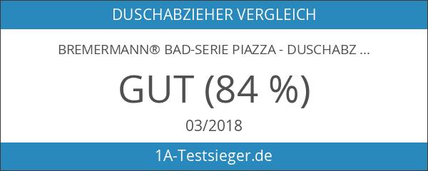 bremermann® Bad-Serie PIAZZA - Duschabzieher mit Wandhalterung