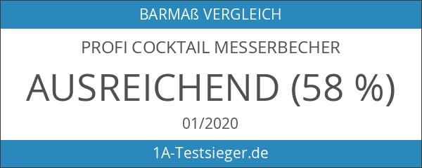 Profi Cocktail Messerbecher