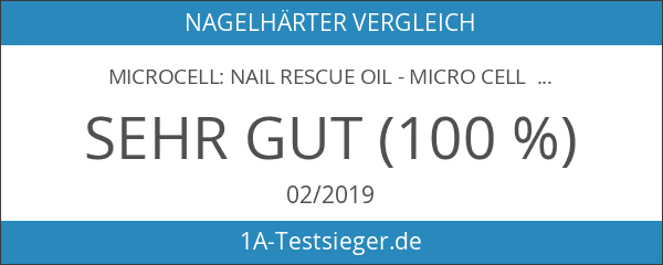 MicroCell: Nail Rescue Oil - MICRO CELL 2000