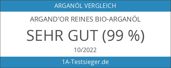 Argand'or Reines Bio-Arganöl