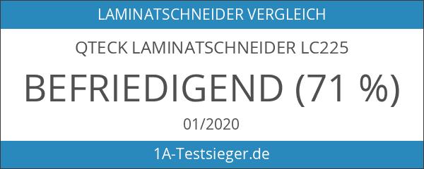 qteck Laminatschneider LC225