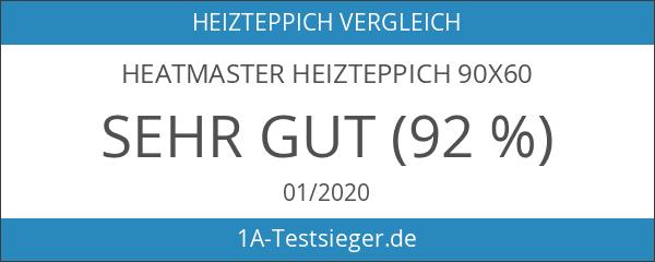HeatMaster Heizteppich 90x60