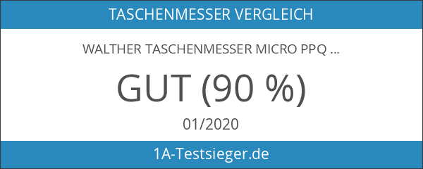 Walther Taschenmesser Micro PPQ