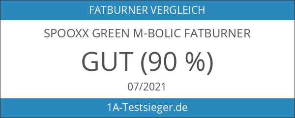 SPOOXX green m-bolic Fatburner