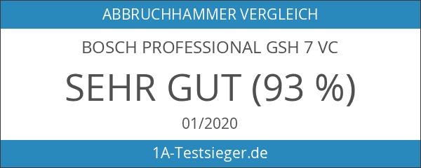 Bosch Professional GSH 7 VC