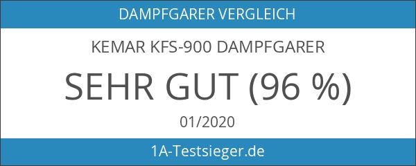KeMar KFS-900 Dampfgarer