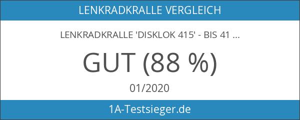 Lenkradkralle 'Disklok 415' - bis 41