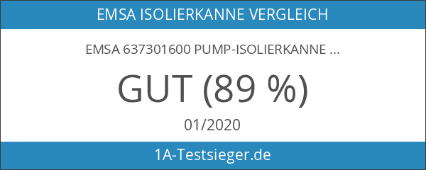 Emsa 637301600 Pump-Isolierkanne