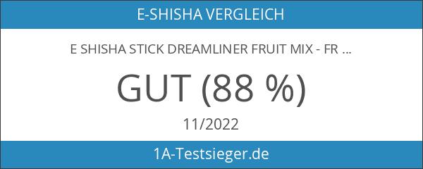 e shisha Stick Dreamliner Fruit Mix - Früchte Mix