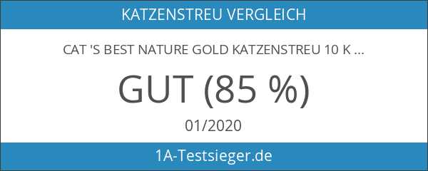 Cat 's Best Nature Gold Katzenstreu 10 Kg