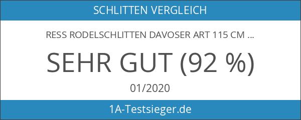 Ress Rodelschlitten Davoser Art 115 cm