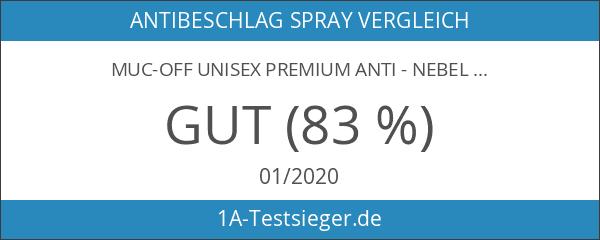 Muc-Off Unisex Premium Anti - Nebel