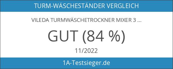 Vileda Turmwäschetrockner Mixer 3