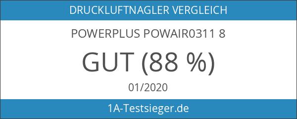 Drucklufttacker Druckluftnagler 2in1 - POW AIR0311