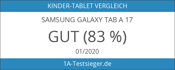Samsung GALAXY Tab A 17