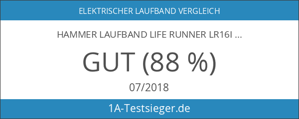Hammer Laufband Life Runner LR16I