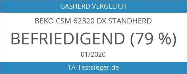 Beko CSM 62320 DX Standherd
