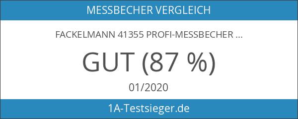 Fackelmann 41355 Profi-Messbecher