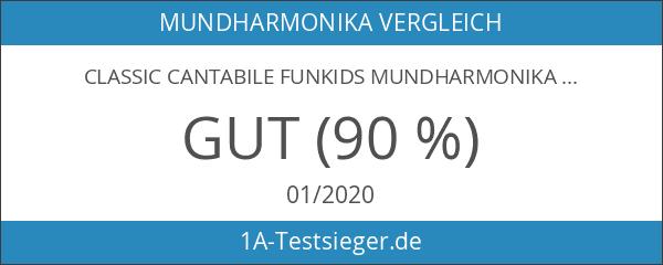 Classic Cantabile FunKids Mundharmonika