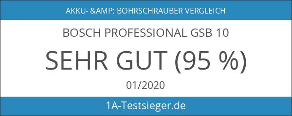Bosch Professional GSB 10