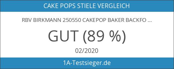RBV Birkmann 250550 CakePop Baker Backform