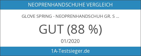 Glove Spring - Neoprenhandschuh Gr. S