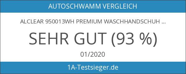 ALCLEAR 950013WH Premium Waschhandschuh