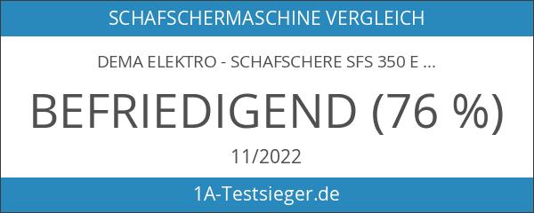 DEMA Elektro - Schafschere SFS 350 E