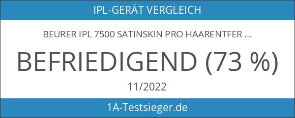Beurer IPL 7500 SatinSkin Pro Haarentfernungsgerät
