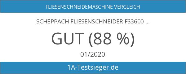 Scheppach Fliesenschneider FS3600
