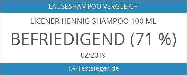 Licener Hennig Shampoo 100 ml