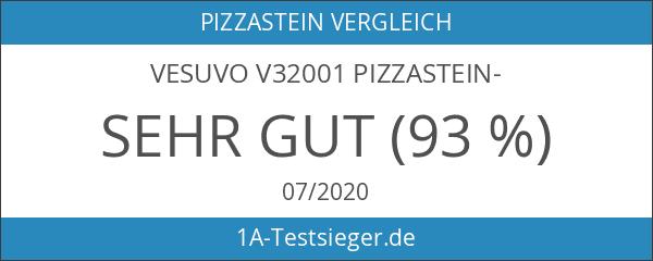 Vesuvo V32001 Pizzastein-