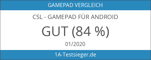 CSL - Gamepad für Android
