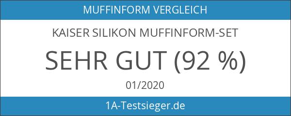 Kaiser Silikon Muffinform-Set