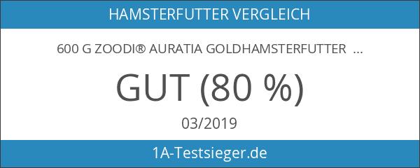 600 g ZooDi® Auratia Goldhamsterfutter SENIOR