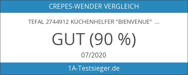 """Tefal 2744912 KÜCHENHELFER """"BIENVENUE"""" Crêpe-Wender"""