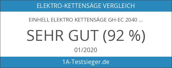 Einhell Elektro Kettensäge GH-EC 2040