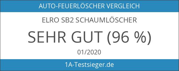 ELRO SB2 Schaumlöscher