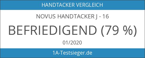 Novus Handtacker J - 16