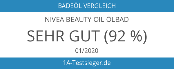 Nivea Beauty Oil Ölbad