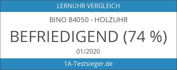 BINO 84050 - Holzuhr
